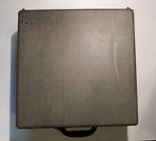 Vintage Finger Flite Champion Portable Typewriter With Case Working