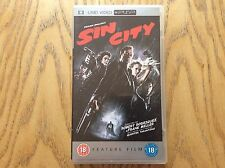 Sin City Psp Umd! Look At My Other Umd Movies!