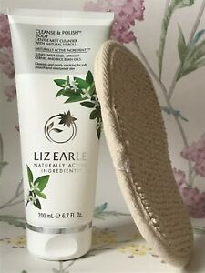 Liz Earle Cleanse And Polish Body Gentle Mitt Cleanser With Natural Neroli 200ml