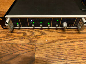RME ADI-2 Original with upgraded op amps and rack mount
