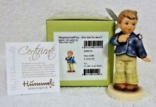 Germany Hummel Club 2014 Exclusive Edition Where Are You? #2295 with Box