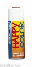 SARATOGA Happy Color Alte Temperature SPRAY ALTE TEMPERATURE ROSSO OSSIDO 400ML