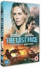 THE LAST FACE. Charlize Theron. New sealed with slip cover DVD.
