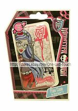 SAKAR Flex Case MONSTER HIGH Fits iPod Touch 4 FREAKY FAB STYLE New (Carded) 2/2
