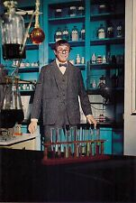 "Jerry Lewis The Nutty Professor 4x6"" Postcard Movieland Wax Museum"