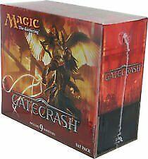 Gatecrash Fat Pack (ENGLISH) FACTORY SEALED BRAND NEW MAGIC MTG ABUGames