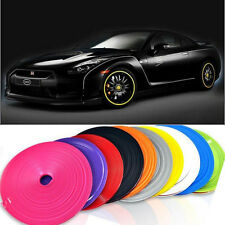 8 m car style tire rim protector tire Hub tape bumper For BMW For Toyota