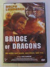 DVD BRIDGE OF DRAGONS - Dolph LUNDGREN / Rachel SHANE - NEUF