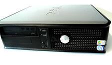 Dell Optiplex GX745 Desktop  Intel® Core™ 2 Duo E6400 4GB  80GB  MS WIN 7 Prof.