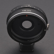 EOS-NEX Adjustable Aperture Adapter Canon EF Lens to SONY E Mount NEX-7 5C VG10