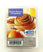 Better Homes & Gardens Scented Wax Cubes-Orange Cinnamon Rolls-2.5oz. 1 Pack