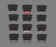 Carrera Evolution/Digital 124/132 Kurve 4/15° 20578 komplett