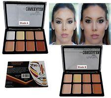 15 Colours Concealer Palette Face Makeup Contour Cream With / Without Brush, SQ2