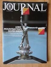 ROLLS ROYCE Dealer Journal brochure for Sales Staff - 1982 Vol 2 No 3