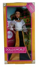 Barbie DOLLS OF THE WORLD Passport Philippines Doll