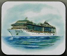 Mouse Pad...MSC DIVINA ...Cruise Ship....Original Art Work