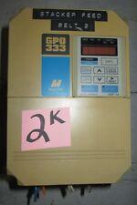 USED MAGNETEK GPD333 DS043 AC DRIVE 4.4A 380-460V 2HP 3 PHASE (R8)
