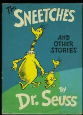 Seuss: Sneetches and Other Stories 1st/1st HB/DJ (1961)