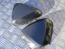 NEW Yamaha Carbon Fibre MT03 MT-03 MT 03 Side Panels Radiator Panel Protector