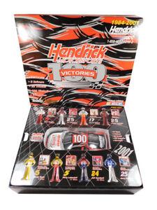 1984-2001 Hendrick Motorsports 100 Victories Team Caliber 1:24 Cars w/Drivers