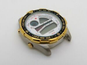 CITIZEN Promaster Wind Surfing MC1004-57A Spares/Repairs AF