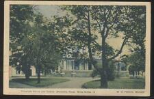 Postcard ANNAPOLIS ROYAL NS/CANADA  Hillsdale House & Tourist Cabins 1930's