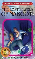 Lost Jewels of Nabooti: By R A Montgomery