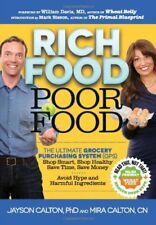 Rich Food Poor Food: The Ultimate Grocery Purchasi
