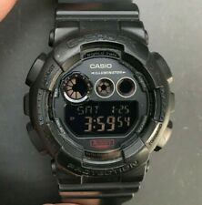 Casio G-SHOCK GD-120MB (3427) Military Black 50mm watch - New Battery