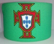 Portugal Captain Armband Fascia Capitano Brazalete Ronaldo Real Madrid