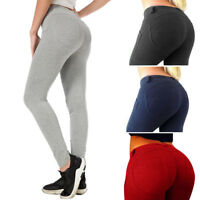 Women Fitness Yoga Leggings Pants Gym Running Workout Sports Stretch Trousers