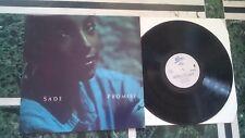 Vinyles 33 tours LP  vinyl SADE promise 1985