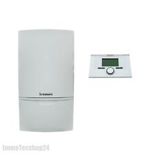Vaillant ecoTEC plus Kombitherme Therme VCW 194/4-5 L Gas 20 kW + calorMATIC350