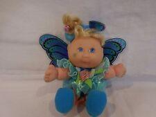 "Cabbage Patch Kids Garden Butterfly Fairies/Fairy 8"" Doll Teal CPK 1995 Mattel"