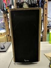 Infinity Floor Wooden Speaker Rs3001 Internal Monster Cables