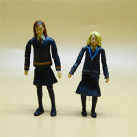 """#BC1~ LOT 2 Harry Potter LUNA GINNY WEASLEY  action figure 3.5""""-4"""""""
