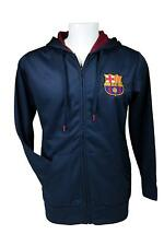 FC Barcelona Track Jacket Zip up with Front Pockets