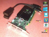 Dell Inspiron 3250 3268 3647 SFF Video Card w/ Dual HDMI Output