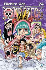 Fumetto - Manga - Star Comics - One Piece New Edition 74 - Nuovo !!!