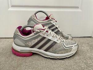 Adidas Astar Ride III Running Fitness Gym Trainers Adiprene UK Size 8 DAMAGED