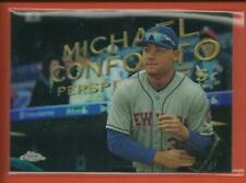 2016 Topps Chrome Michael Conforto Rookie Card