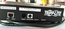 Tripp Lite Single-Phase Mini Switched PDU15NET