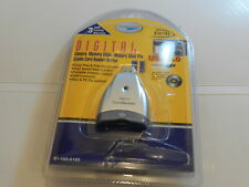 Digital Concepts Camera Memory Stick/Memory Stick Pro Combo Reader Writer Used