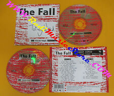 2 CD THE FALL Totally wired The rough trade anthology 2002 (Xs10) no lp mc dvd