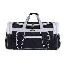 """New 26"""" Heavy Duty Tote Gym Sports Bag Duffle Travel Carry Shoulder Bag Luggage"""