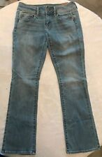 American Eagle Outfitters Women's Stretch Kick Boot Jeans Size 4 Reg Length NWT