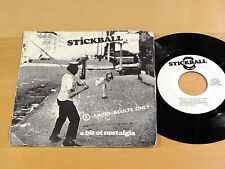 Novelty Adult 45 & Pic Sleeve P.VERT Stickball X-RATED NM!