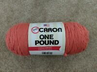 Yarnspirations Caron One Pound Century Collection Light Terracotta 812 yds - New