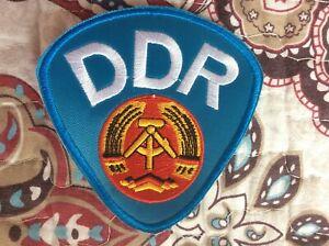Patch DDR Football Federation East Germany Comunist Era Berlin