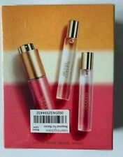 Estee Lauder Bronze Goddess Eau Fraiche Skin Scent Perfume Travel Spray Set of 3